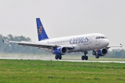 Airbus A320-232 - 5B-DCG operated by Cyprus Airways