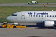 Boeing 737-300 - OM-ASD operated by Air Slovakia