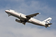 Airbus A320-232 - SX-DVR operated by Aegean Airlines