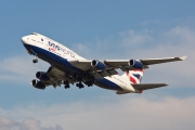 Boeing 747-400 - G-CIVI operated by British Airways