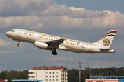 Airbus A320-232 - A6-EIH operated by Etihad Airways