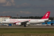 Airbus A320-214 - A6-ABI operated by Air Arabia