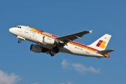 Airbus A319-111 - EC-JDL operated by Iberia