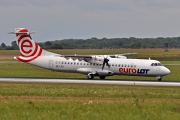 ATR 72-202 - SP-LFG operated by EuroLOT