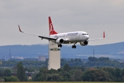 Boeing 737-800 - TC-JFT operated by Turkish Airlines