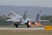 Mikoyan-Gurevich MiG-29AS - 0921 operated by Vzdušné sily OS SR (Slovak Air Force)