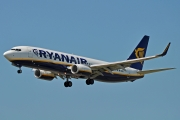 Boeing 737-800 - EI-ESZ operated by Ryanair