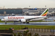 Boeing 787-8 Dreamliner - ET-AOQ operated by Ethiopian Airlines