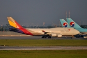 Boeing 747-400BDSF - HL7413 operated by Asiana Cargo