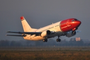 Boeing 737-300 - LN-KKN operated by Norwegian Air Shuttle