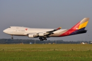 Boeing 747-400F - HL7420 operated by Asiana Cargo