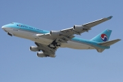 Boeing 747-400ERF - HL7602 operated by Korean Air Cargo