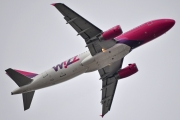 Airbus A320-233 - HA-LPE operated by Wizz Air