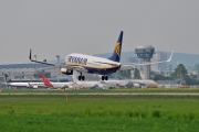Boeing 737-800 - EI-EFC operated by Ryanair