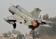 Hindustan MiG-21 Bison - CU2235 operated by Bharatiya Vāyu Senā (Indian Air Force)