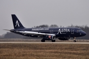 Airbus A320-232 - SX-DIO operated by Astra Airlines