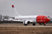 Boeing 737-300 - LN-KKD operated by Norwegian Air Shuttle