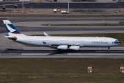 Airbus A340-313E - B-HXE operated by Cathay Pacific Airways