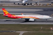 Airbus A330-343E - B-LNM operated by Hong Kong Airlines