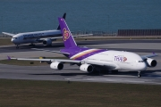 Airbus A380-841 - HS-TUB operated by Thai Airways