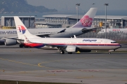 Boeing 737-800 - 9M-MLF operated by Malaysia Airlines