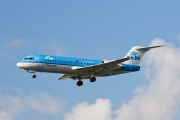 Fokker 70 - PH-JCH operated by KLM Cityhopper
