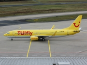 Boeing 737-800 - D-AHFX operated by TUIfly