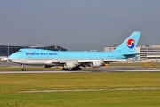Korean Air Cargo Boeing 747-400ERF - HL7499