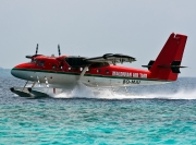 De Havilland Canada DHC-6-300 Twin Otter - 8Q-MAI operated by Maldivian Air Taxi