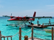 De Havilland Canada DHC-6-300 Twin Otter - 8Q-MBC operated by Maldivian Air Taxi