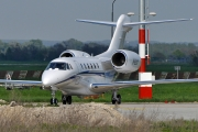 Cessna 750 Citation X - M-BEST operated by Private operator