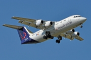 Brussels Airlines British Aerospace Avro RJ100 - OO-DWD