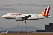 Germanwings Airbus A319-132 - D-AGWV