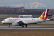 Airbus A319-112 - D-AKNU operated by Germanwings