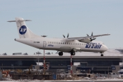 ATR 72-212A - VQ-BMB operated by UTair Aviation