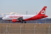 Air Berlin Airbus A319-112 - OE-LOE