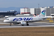 Adria Airways Airbus A319-132 - S5-AAR