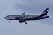 Airbus A320-214 - VP-BID operated by Aeroflot