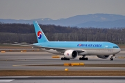 Boeing 777F - HL8252 operated by Korean Air Cargo