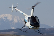 Robinson R22 Beta - OM-RZZ operated by TECH-MONT Helicopter company