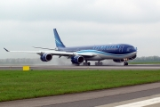 Airbus A340-542 - 4K-AZ86 operated by AZAL Azerbaijan Airlines