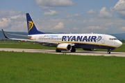 Boeing 737-800 - EI-EBH operated by Ryanair