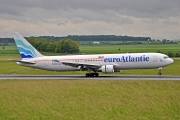 Boeing 767-300ER - CS-TFS operated by euroAtlantic Airways