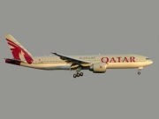Boeing 777-200LR - A7-BBC operated by Qatar Airways