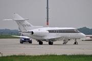 Hawker Beechcraft 750 - CS-DUE operated by NetJets Europe