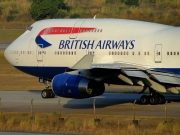 Boeing 747-400 - G-BNLK operated by British Airways