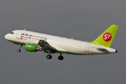 Airbus A319-114 - VP-BTN operated by S7 Airlines