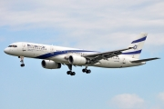 Boeing 757-200 - 4X-EBV operated by El Al Israel Airlines
