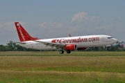 Boeing 737-800 - TC-TJG operated by Corendon Airlines