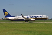 Boeing 737-800 - EI-EFH operated by Ryanair